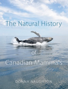 Couverture du livre The Natural History of Canadian Mammals.