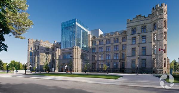 Le Musée canadien de la nature.