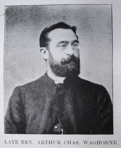 Arthur C. Waghorne.