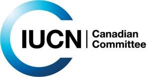 Logo : Comité canadien de l'Union internationale pour la conservation de la nature.