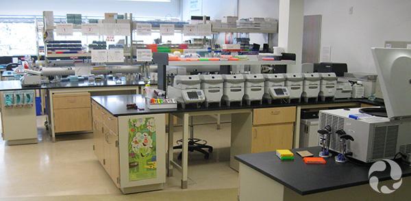 Laboratoire d'ADN de Gatineau.