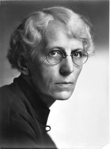 Portrait d'Alice Wilson